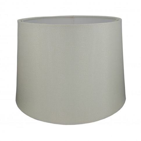 Carol Empire Linen Lamp Shade, Cream