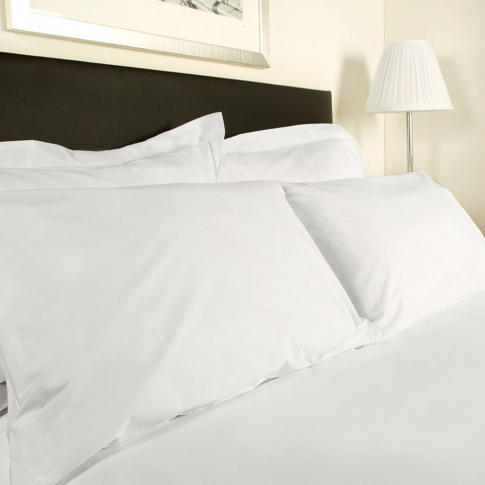 Belledorm 200 Thread Count Extra Large Housewife Pil...