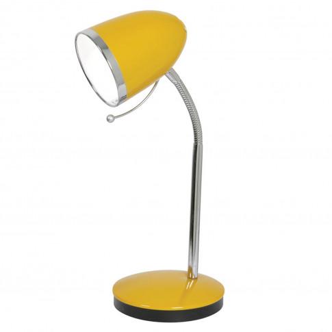 Madison Table Lamp,yellow