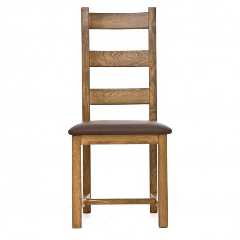 Casa Bordeaux Ladder Back Dining Chair