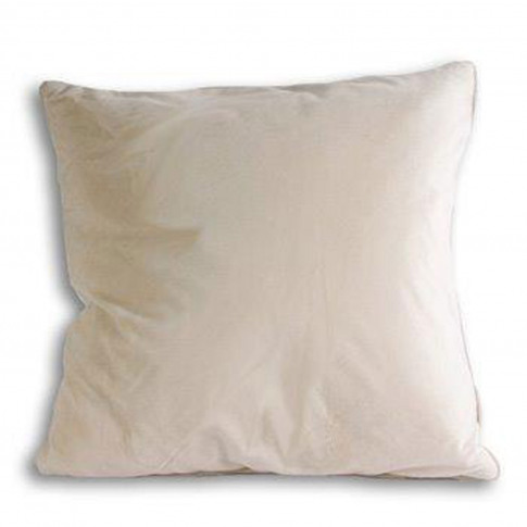 Riva Paoletti Imperial Cushion, Cream