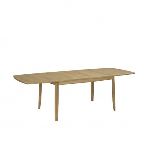 Nathan Shades Extending Dining Table, Oak