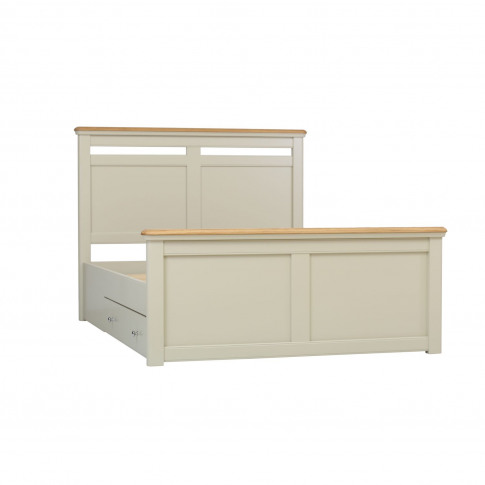Casa Cherbourg Bed With Storage, Super King
