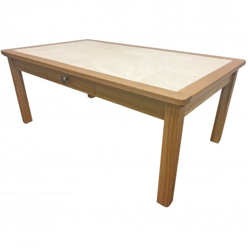 Casa Beaumont Large Coffee Table With Drawer