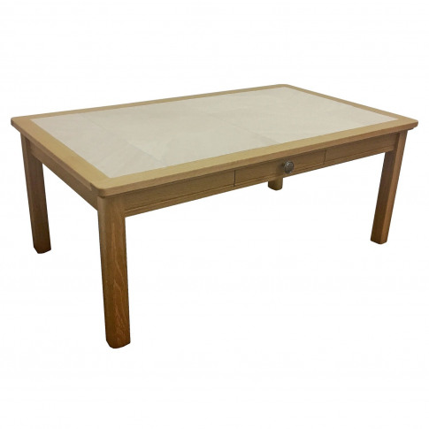 Casa Beaumont Small Coffee Table With Drawer