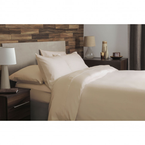 Belledorm Brushed Cotton Extra Deep Fitted Sheet, Ki...
