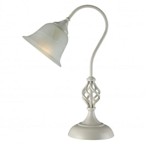 Provence Table Lamp, Cream