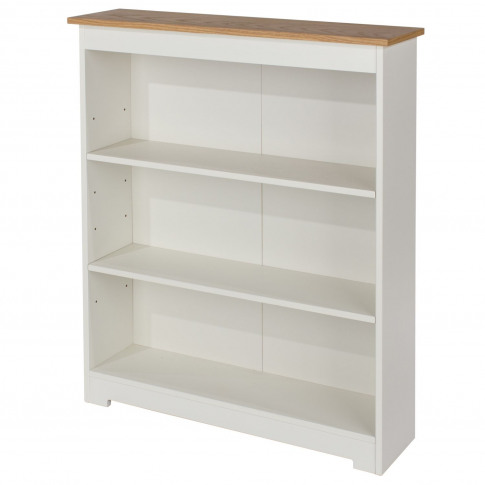 Chandler Low Wide Bookcase