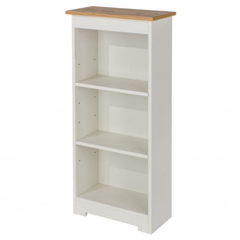 Chandler Low Narrow Bookcase