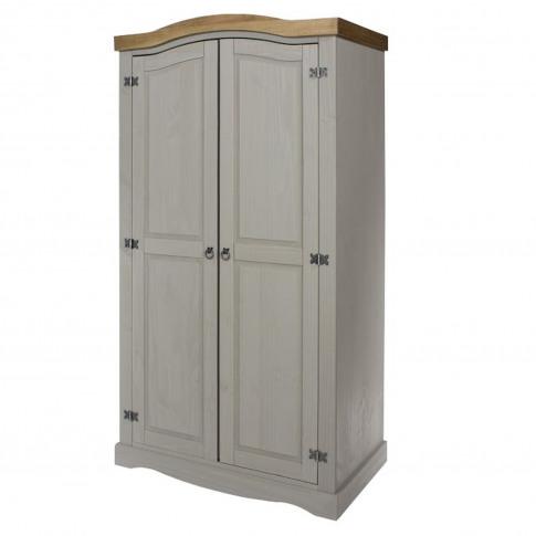 Connor 2 Door Wardrobe