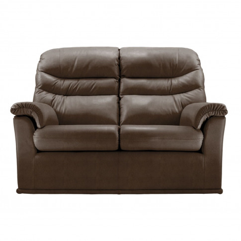 G Plan Malvern 17 2 Seater Leather Sofa