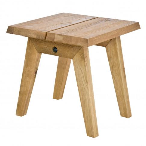 Casa Rustic Nordic Lamp Table