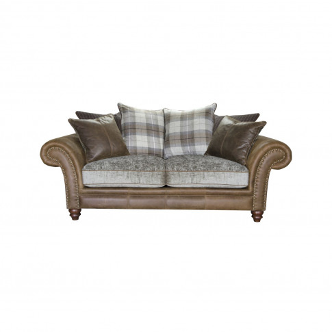 Alexander & James Hudson 2 Seater Fabric Sofa