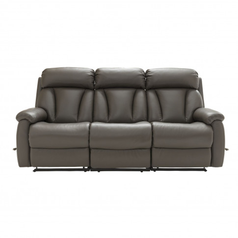 La-Z-Boy Georgina 3 Seater Power Recliner Leather Sofa