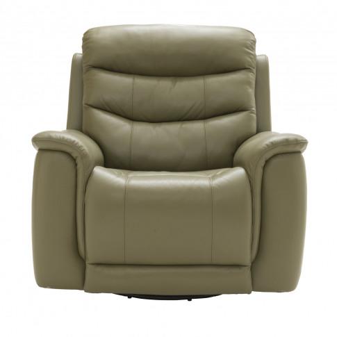 La-Z-Boy Sheridan Power Recliner Leather Armchair