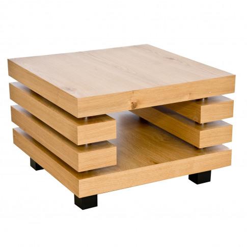 Casa Fraser End Table, Oak