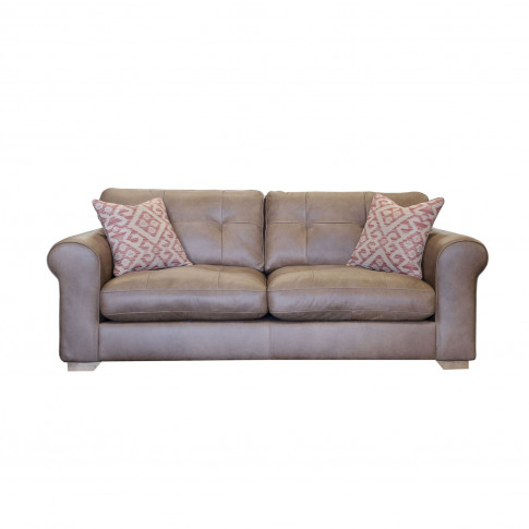 Alexander & James Pemberley Midi Leather Sofa