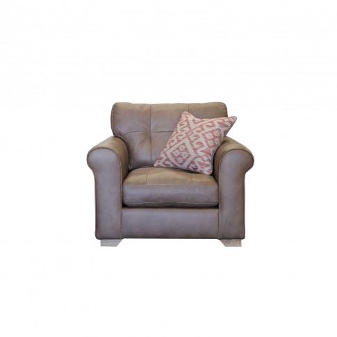 Alexander & James Pemberley Standard Leather Armchair