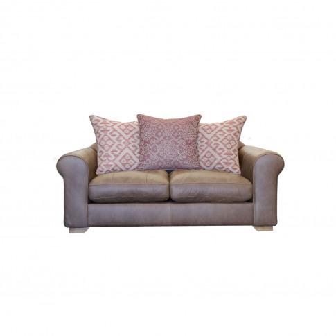 Alexander & James Pemberley Small Leather Sofa