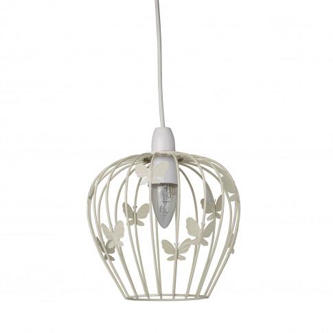 Casa Butterfly Ceiling  Lamp  Shade, Cream