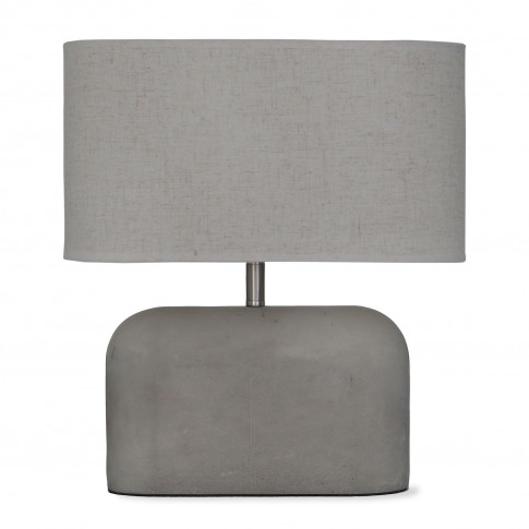 Garden Trading Millbank Slab Table Lamp, Polymer Con...