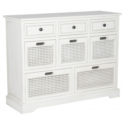 Casa Prestbury 8 Drawer Storage Unit