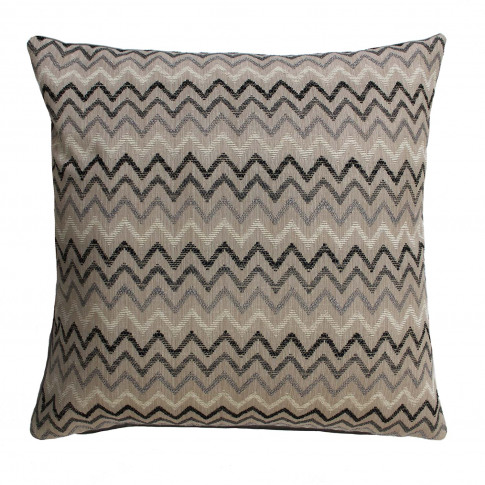Belfield Design Studio Rio Cushion, Monochrome