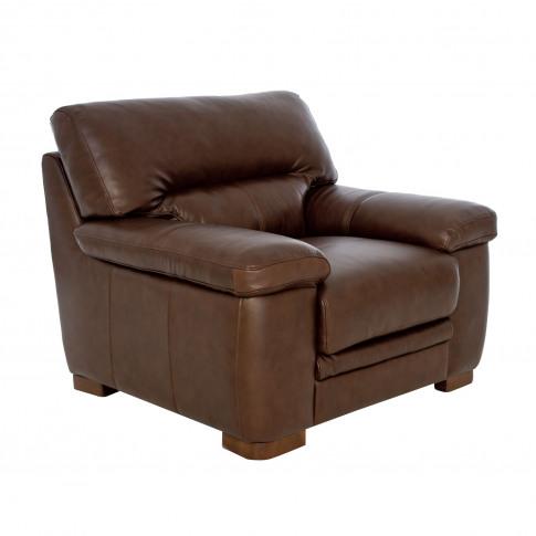 Casa Artemis Leather Armchair