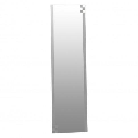 Casa Straight Mirror, Silver