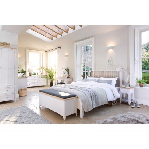 Casa St Ives Bed Frame, Double