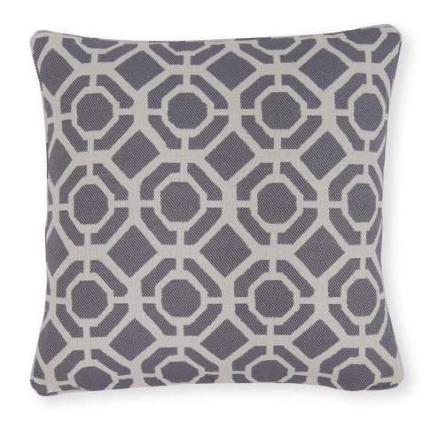 Studio G Castello Cushion 43x43, Charcoal