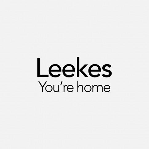 Searchlight Fretwork Table Lamp, Shiny Nickel