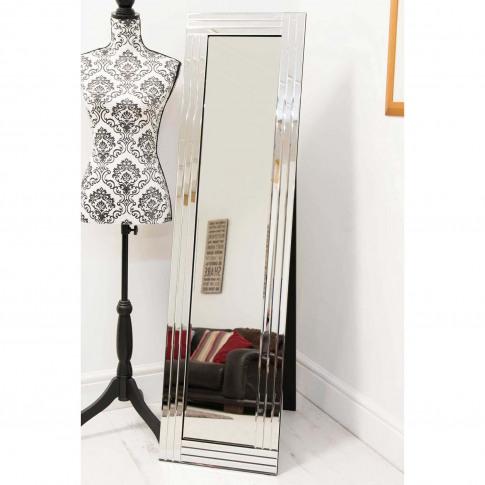 Mirror Outlet Oakley Mirror, Silver