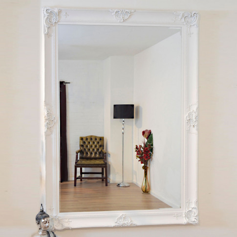 Mirror Outlet Walton White Mirror