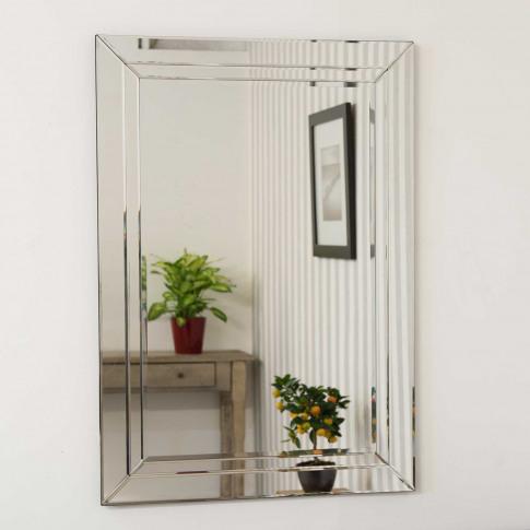 Mirror Outlet Cranbury Frameless Mirror