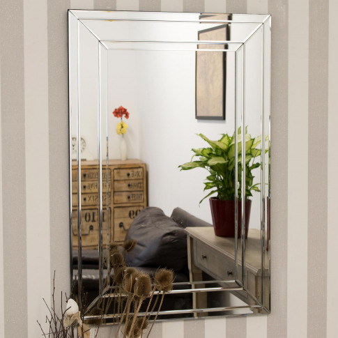 Mirror Outlet Langley Frameless Mirror