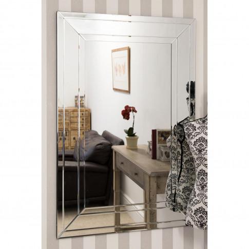 Mirror Outlet Langley Frameless Mirror