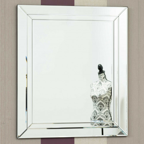 Mirror Outlet Cranbury Frameless Mirror