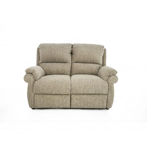 Casa Hereford 2 Seater Fabric Sofa