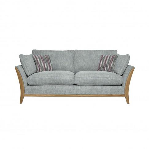 Ercol Serroni Fabric Sofa, Large