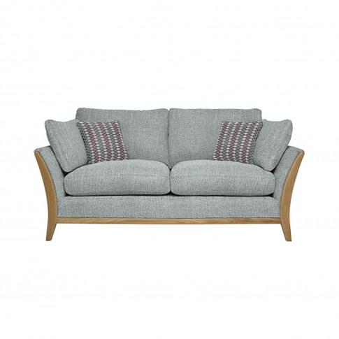 Ercol Serroni Fabric Sofa, Medium