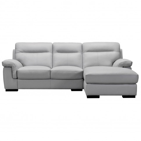 Casa Louis Corner Leather Sofa