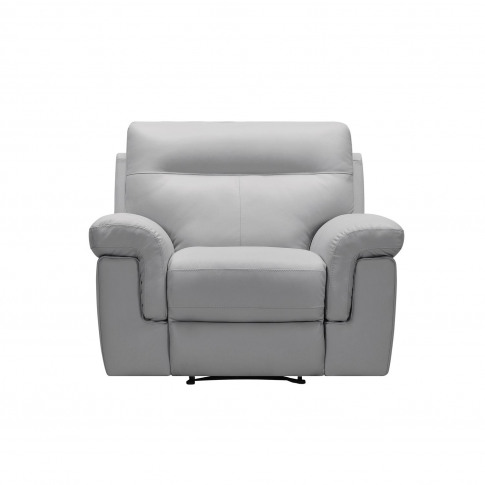 Casa Louis Power Recliner Leather Armchair