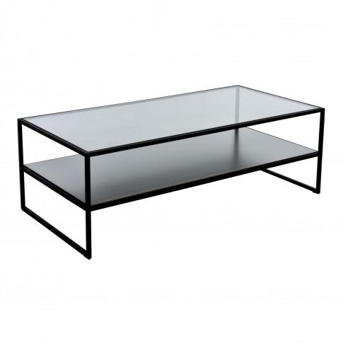 Casa Tribeca Coffee Table With Shelf