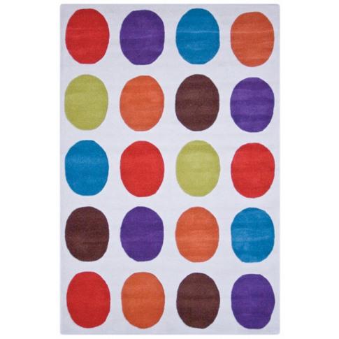 Frith Rugs Ecc014 Ella Claire Vibrance Design Rug, 274cm X 183cm, Multi-Coloured