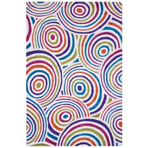 Frith Rugs Ecc015 Ella Claire Vibrance Design Rug, 4...