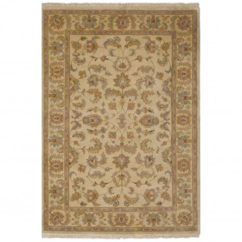 Frith Rugs Ipz075 Knotted Indo-Persian Shervan Desig...