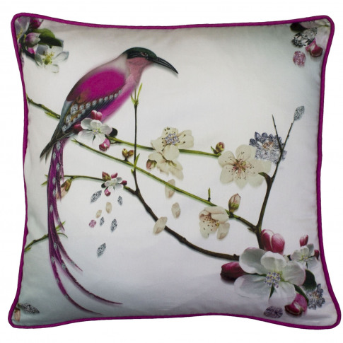 Ted Baker Flight Of The Orient Feather Cushion, 45x4...