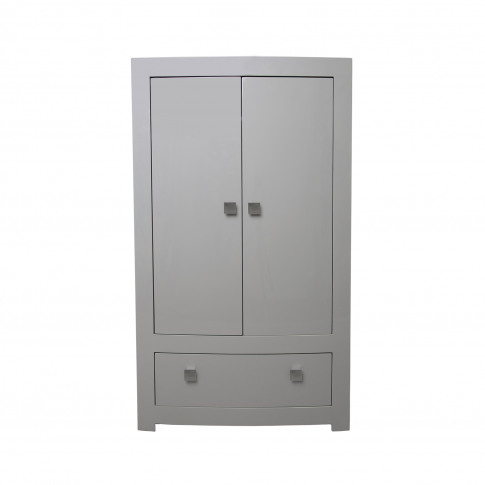 Casa Piacenza 2 Door & 1 Draw Wardrobe