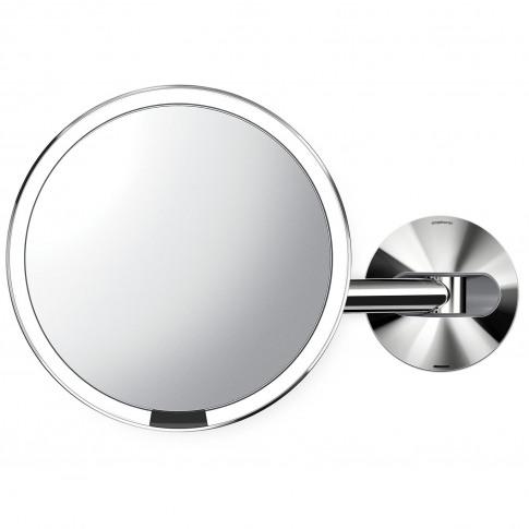 Simplehuman 20cm Wall Mount Sensor Mirror, Polished ...